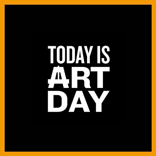 today is art day